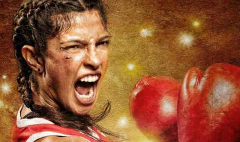 Priyanka Chopra as Mary Kom